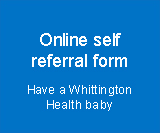 Online self referral form
